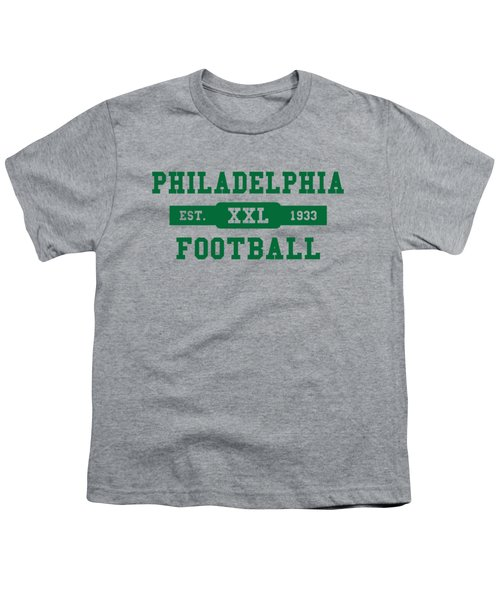 Eagles Retro Shirt Youth T-Shirt by Joe Hamilton