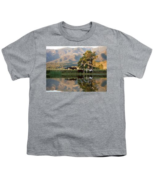 Early Morning Rendezvous Youth T-Shirt