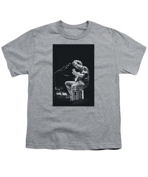 Eddie Vedder Playing Live Youth T-Shirt