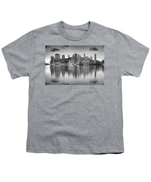 Enchanted City Youth T-Shirt by Az Jackson
