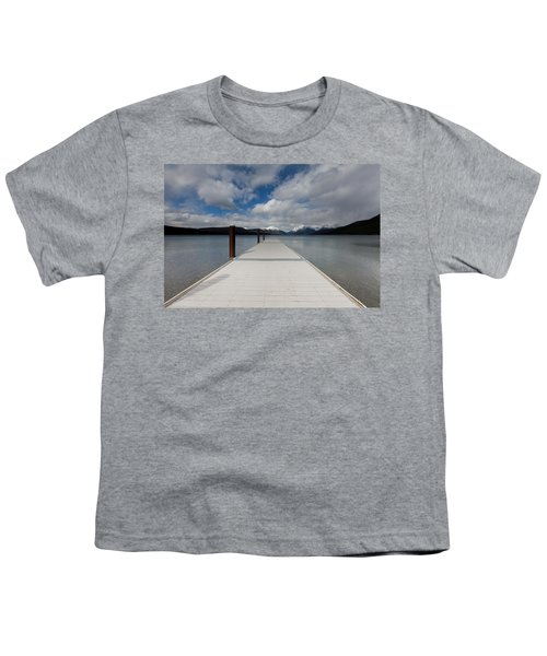 End Of The Dock Youth T-Shirt