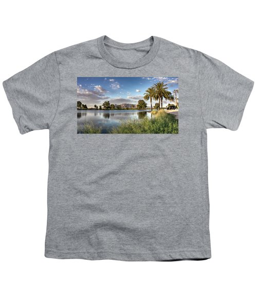 Evening Fishing Youth T-Shirt