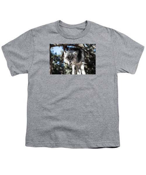Eyes On The Prize Youth T-Shirt