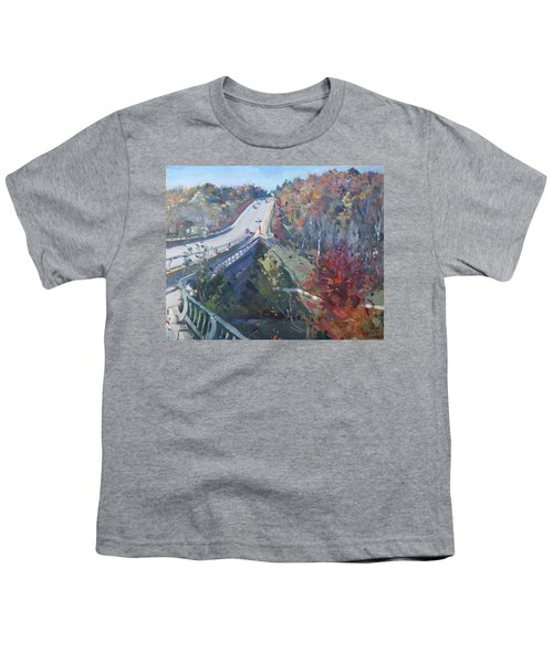 Fall In Silver Creek Georgetown  Youth T-Shirt