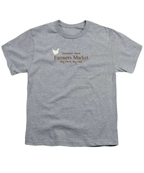 Farmers Market Youth T-Shirt