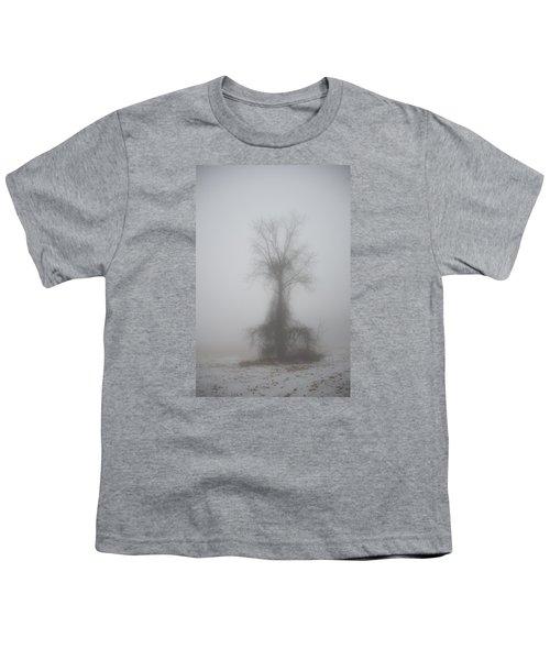 Foggy Walnut Youth T-Shirt