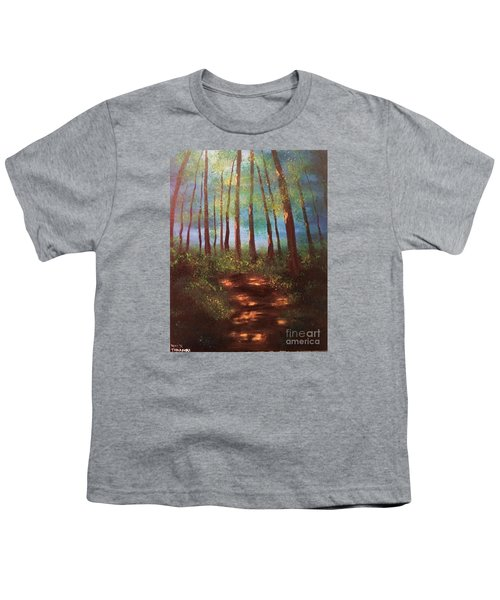 Forests Glow Youth T-Shirt