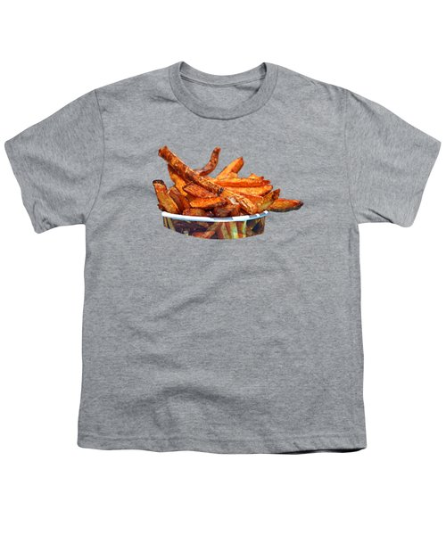 French Fries On The Boards Youth T-Shirt