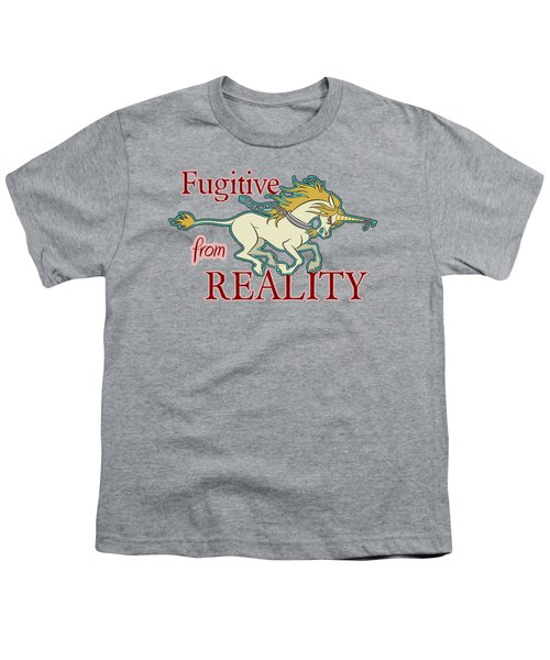 Fugitive Unicorn Youth T-Shirt