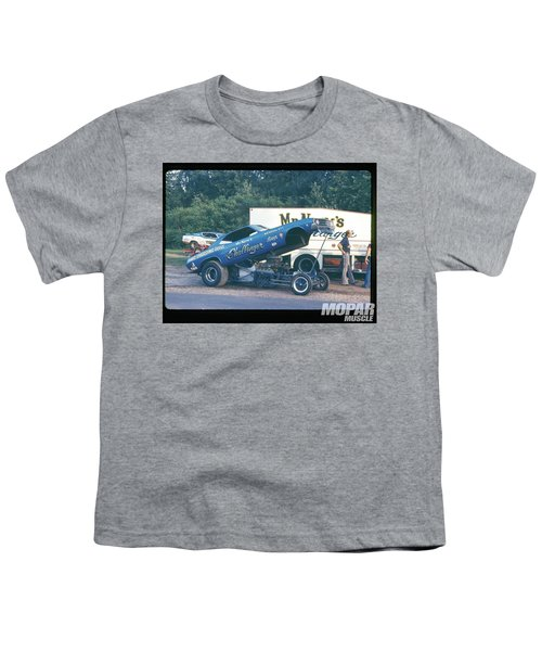 Funny Car Youth T-Shirt