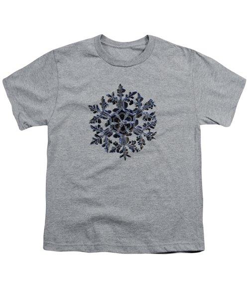 Gardener's Dream, Dark On Black Version Youth T-Shirt
