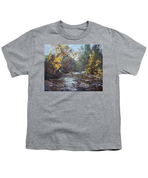 Georgetown Fall Colors Youth T-Shirt