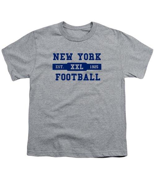 Giants Retro Shirt Youth T-Shirt by Joe Hamilton