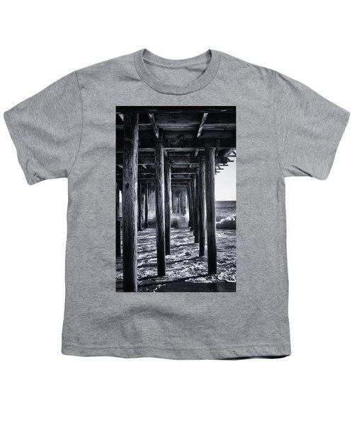 Hall Of Mirrors Youth T-Shirt by Lora Lee Chapman