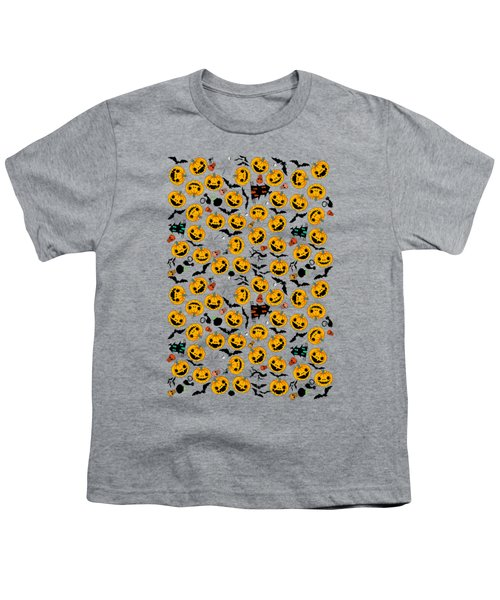 Halloween Party  Youth T-Shirt