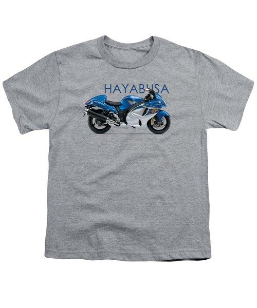 Hayabusa In Blue Youth T-Shirt