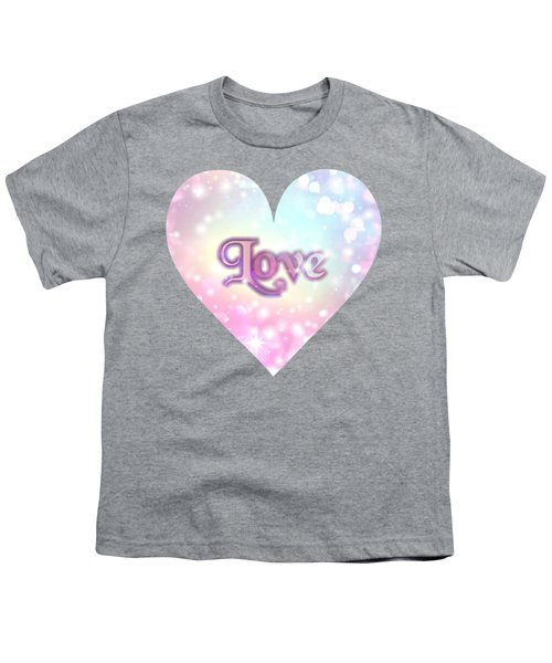Heart Of Love Youth T-Shirt
