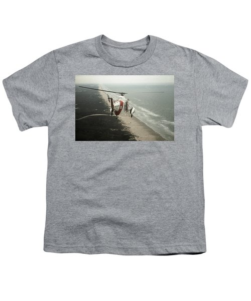 Hh-52a Beach Patrol Youth T-Shirt