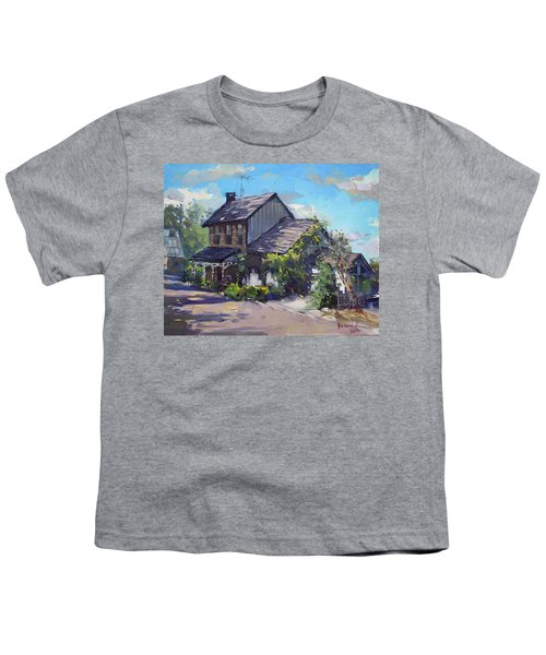 Historical House Ontario Youth T-Shirt