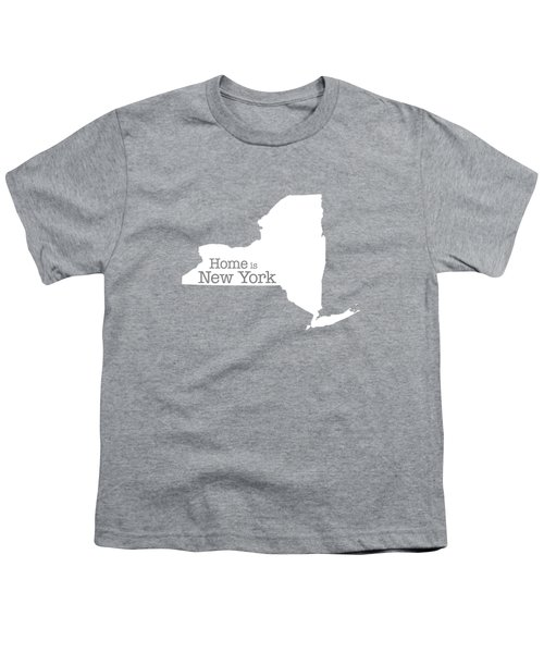 Home Is New York Youth T-Shirt
