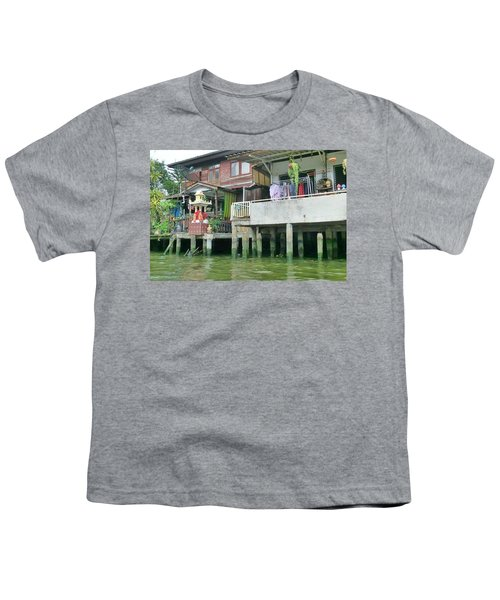 Homes On The Water Youth T-Shirt