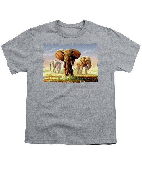 Hot Mara Afternoon Youth T-Shirt