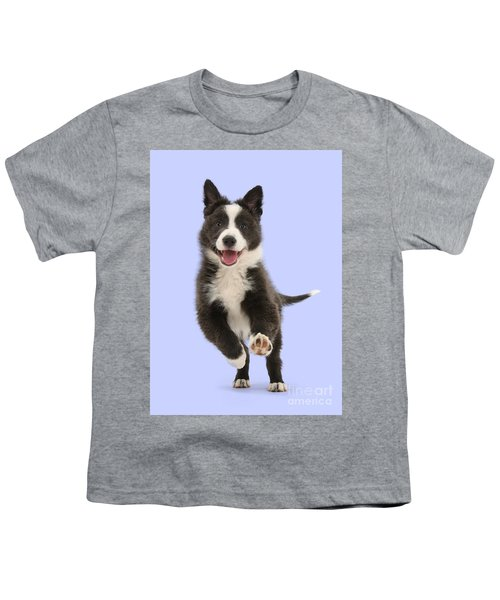 I Can Run All Day Youth T-Shirt