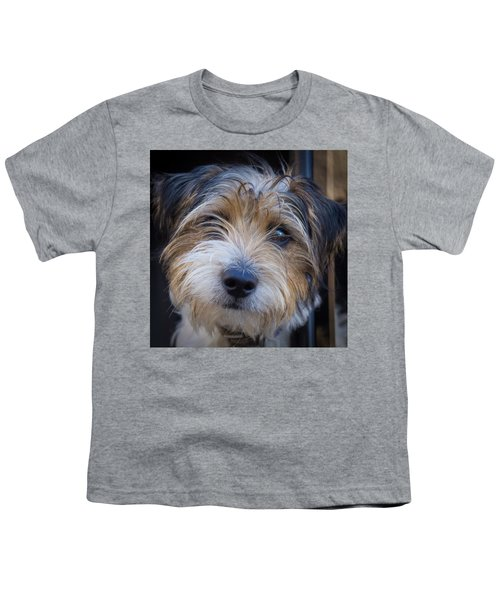 I Can See You Youth T-Shirt by Doug Harman