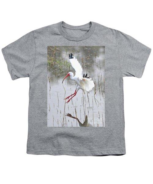Ibis Soft Water Landing Youth T-Shirt