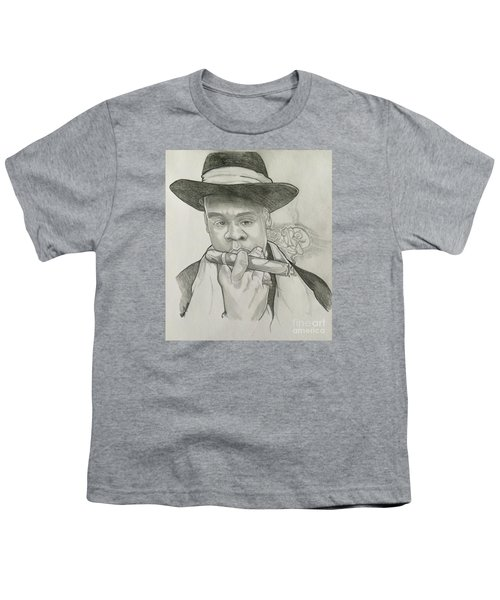 Jay-z Reasonable Doubt 20th Youth T-Shirt by Gregory Taylor