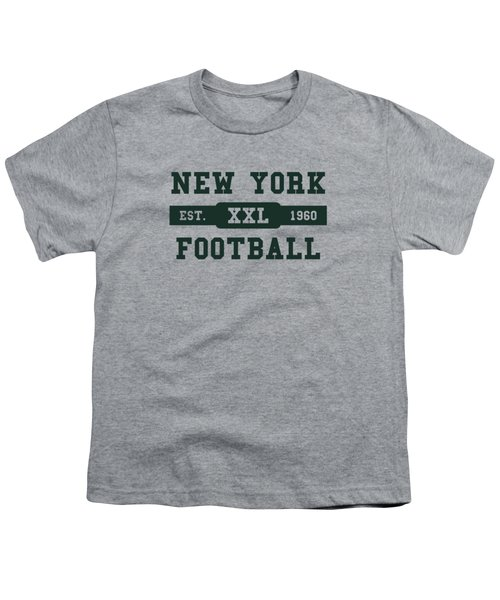 Jets Retro Shirt Youth T-Shirt