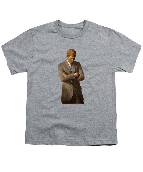 John F Kennedy Youth T-Shirt