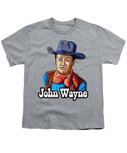 John Wayne Youth T-Shirt