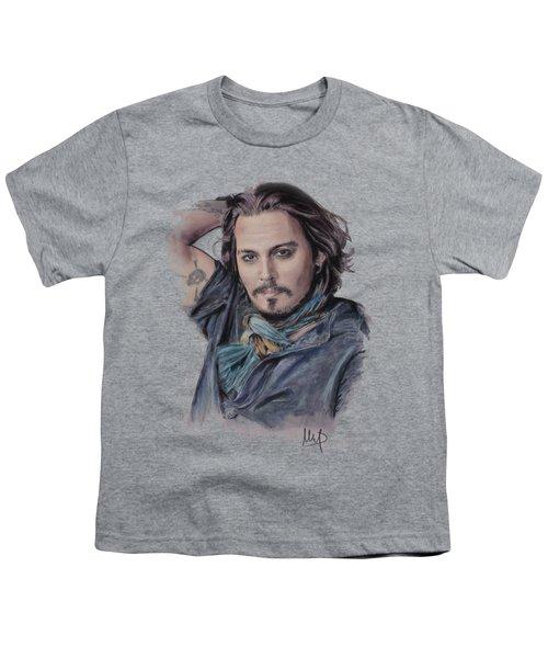 Johnny Depp Youth T-Shirt