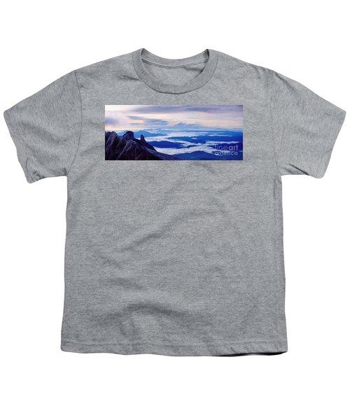 Kinabalu Panorama Youth T-Shirt
