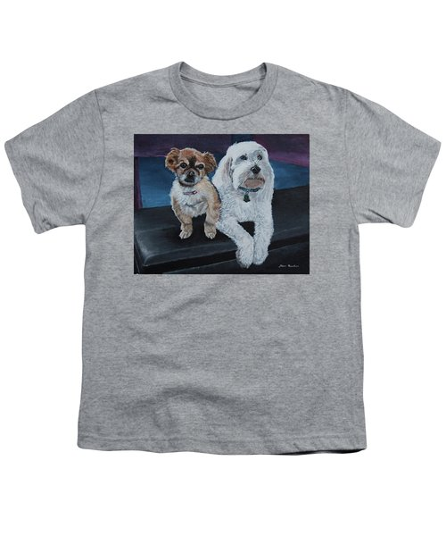 Lucy And Colby Youth T-Shirt