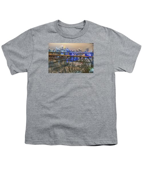 Minneapolis Bridges Youth T-Shirt