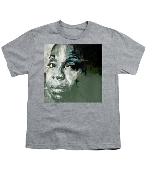 Mississippi Goddam Youth T-Shirt by Paul Lovering