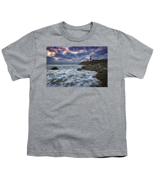 Montauk Morning Youth T-Shirt