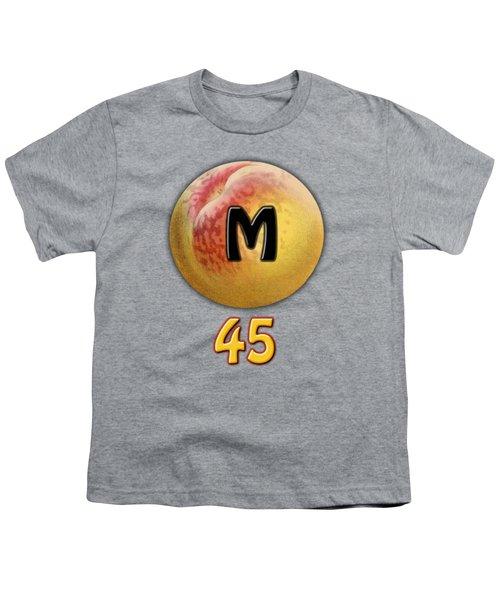 Mpeach 45 Youth T-Shirt