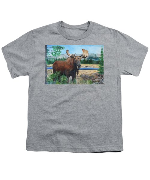 Mr. Majestic Youth T-Shirt