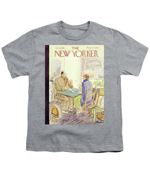 New Yorker January 23 1954 Youth T-Shirt
