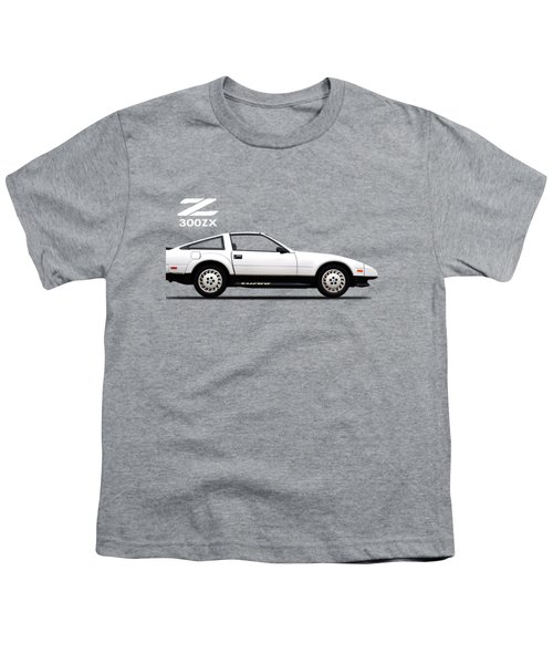 Nissan 300zx 1984 Youth T-Shirt by Mark Rogan