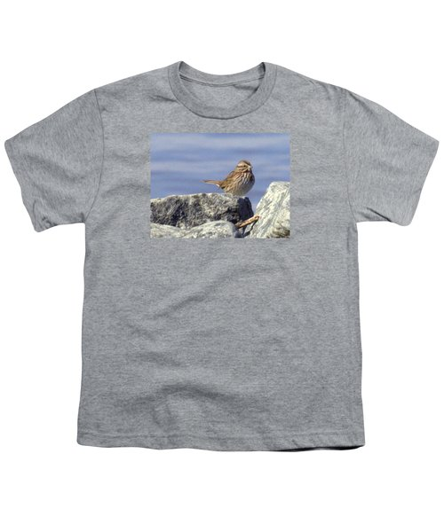 On The Rocks Youth T-Shirt