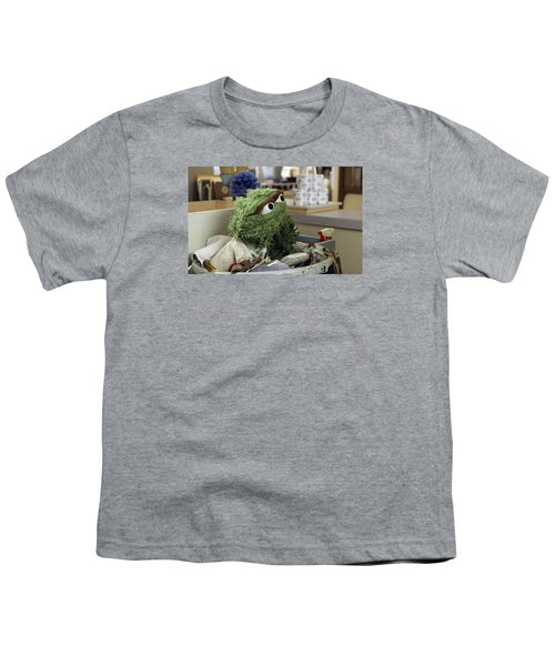 Oscar The Grouch Youth T-Shirt