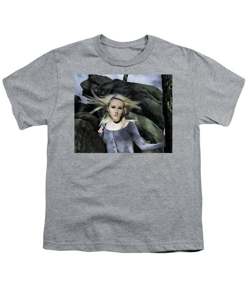 Out Of The Shadows Youth T-Shirt