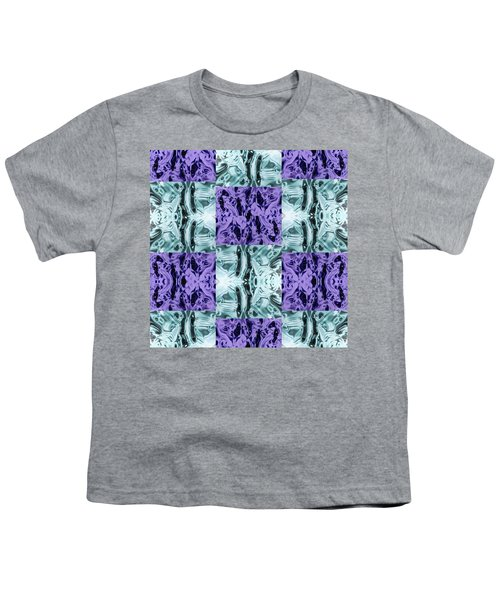 Ultra Violet  And Water  Youth T-Shirt
