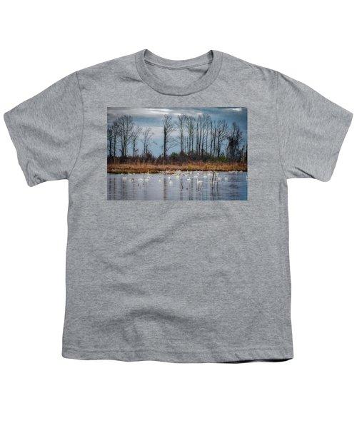 Pocosin Lakes Nwr Youth T-Shirt