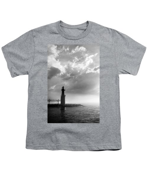 Point Of Inspiration Youth T-Shirt by Bill Pevlor