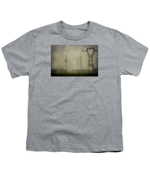 Power 5. Youth T-Shirt
